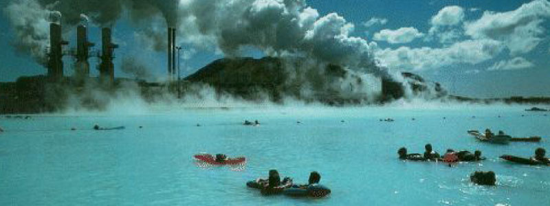 Iceland's Hydro & Geothermal Energy Attracts Booming Data Processing Industry