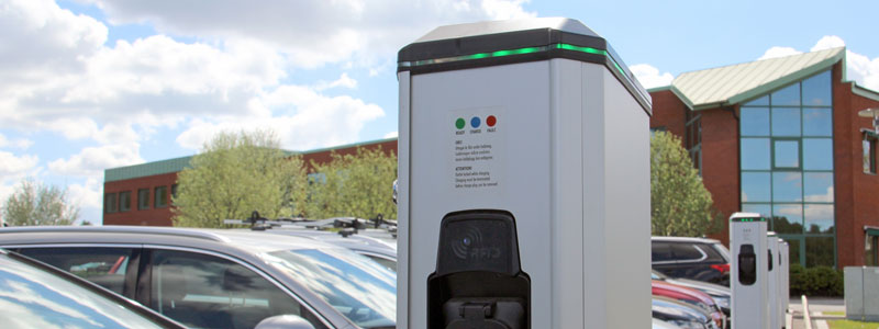High Profile Corporations & Organistations Forge Ahead with Electric Vehicle Charging Facilities