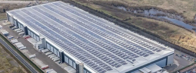 Retail Giants Prioritise Solar Energy