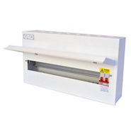 Consumer Units with 100A Isolator