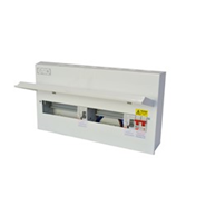 Consumer Units with Isolators & RCCB's