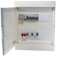 Type B: Non - Metallic Surface Consumer Units